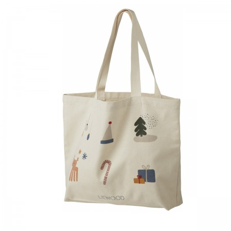 "Grand Tote bag ""Holiday mix"""