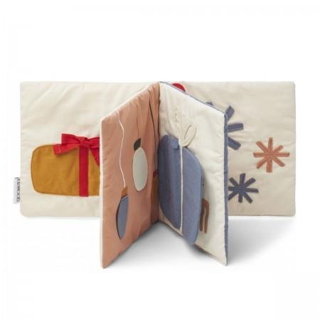 "Livre d'éveil ""Miko"" Noël"