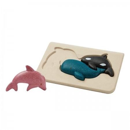 """Mon premier Puzzle """"animaux..."""
