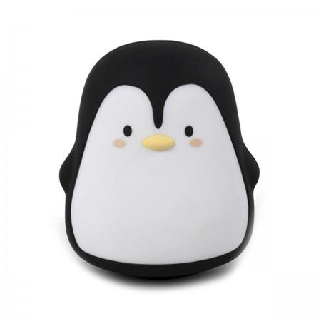 Veilleuse Pingouin silicone