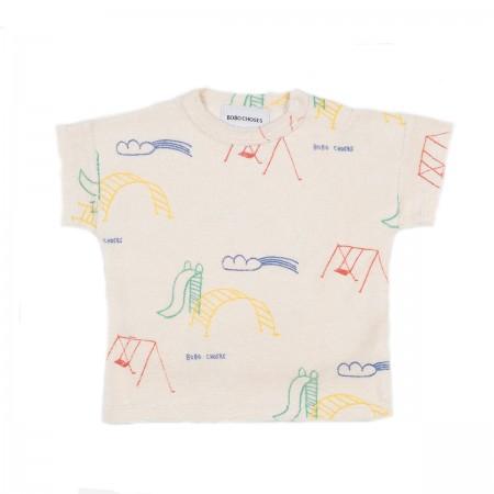 Tee-shirt en éponge...
