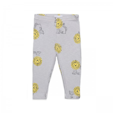 "Leggings ""Lion"" gris"