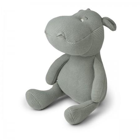 """Peluche """"Boo"""" l'hippopotame"""
