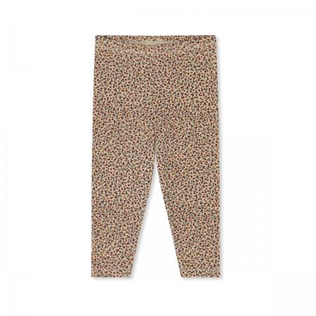 "Pantalon coton bio ""Rosaraie"""