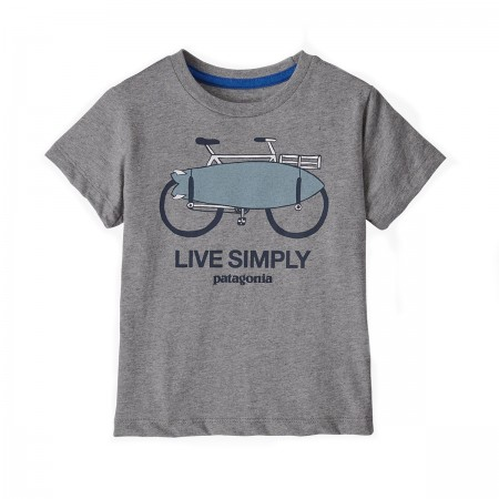 "T-shirt Live Simply ""Bike"""