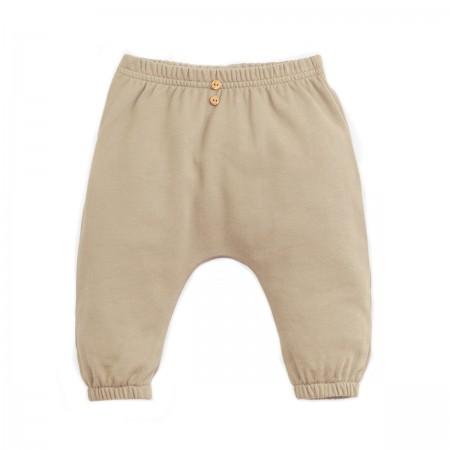 """Pantalon jersey """"Felça"""" beige"""
