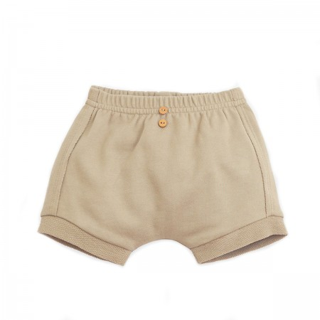 """Short jersey """"Felça"""" beige"""