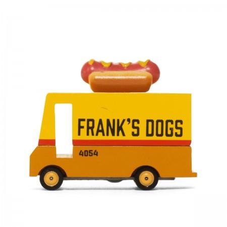 Hot-dog Van Candylab