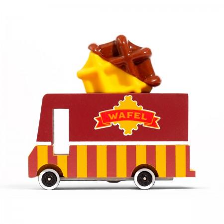 Waffle Van Candylab