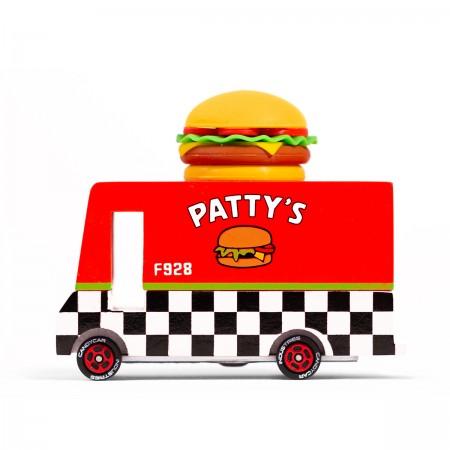 Hamburger Van Candylab