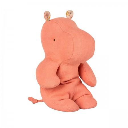 Hippopotame en lin small...