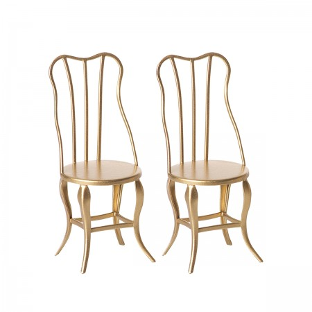 Set de 2 chaises vintages...