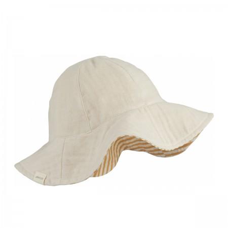 """Chapeau été """"Cady"""" crème ou..."""