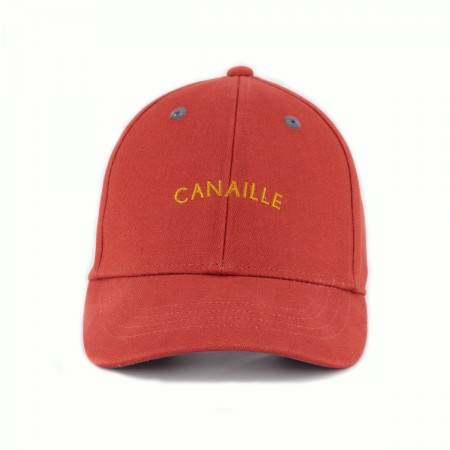 "Casquette ""Canaille"" Rouge..."