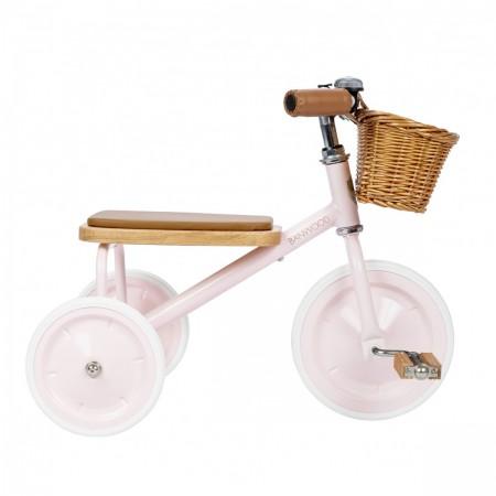 Tricycle vintage rose